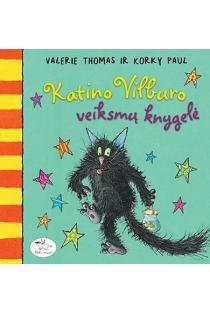 Katino Vilburo veiksmų knygelė | Valerie Thomas