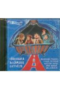 Išdaigos Bašmukų gatvėje (CD)   Keistuolių teatras