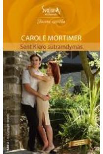 Sent Klero sutramdymas (Jausmų egzotika) | Carole Mortimer