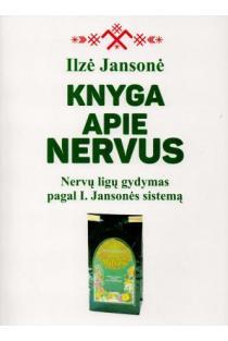 Knyga apie nervus | Ilze Jansone