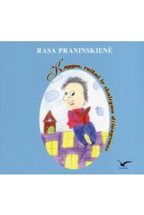Knygos, vaikai ir skaitymo džiaugsmai | Rasa Praninskienė