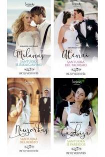 "KOMPLEKTAS. Ciklas ""Metų vestuvės"" (keturi romanai) |"