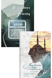 KOMPLEKTAS. Jausmingos istorijos Karpatų kalnų papėdėje: Traukinys į Triestą + Juodosios jūros sutemos | Domnica Radulescu