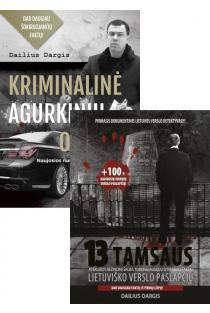 KOMPLEKTAS. Žurnalistas DAILIUS DARGIS apie Lietuvą: Kriminalinė Agurkinių odisėja ir 13 tamsaus lietuviško verslo paslapčių | Dailius Dargis