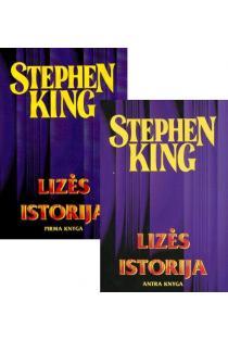 KOMPLEKTAS. Lizės istorija. Pirma ir antra knyga | Stephen King
