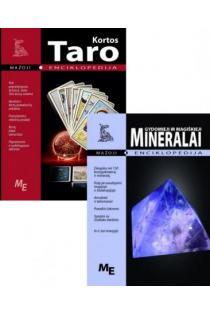 KOMPLEKTAS. Taro kortos + Gydomieji ir magiškieji mineralai (Mažoji enciklopedija) |