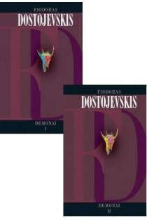 KOMPLEKTAS. Demonai. I ir II dalys | Fiodoras Dostojevskis