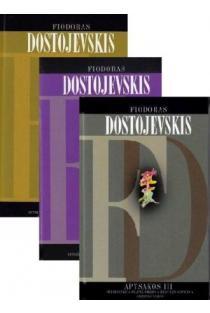 KOMPLEKTAS. Apysakos. 1-3 tomas | Fiodoras Dostojevskis