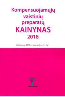Kompensuojamųjų vaistinių preparatų kainynas 2018 |