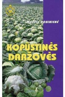 Kopūstinės daržovės | Marytė Bobinienė