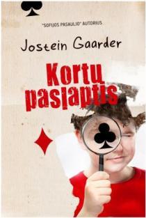 Kortų paslaptis | Jostein Gaarder