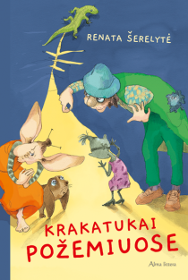 Krakatukai požemiuose | Renata Šerelytė