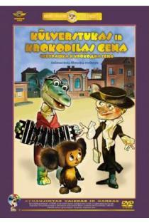 Kūlverstukas ir krokodilas Gena (DVD) | Animacinis filmas