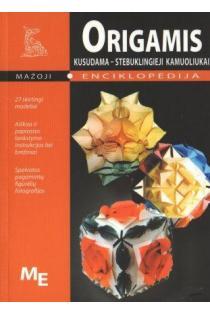 Origamis. Kusudama - stebuklingieji kamuoliukai. Mažoji enciklopedija |