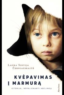 Kvėpavimas į marmurą (3-as leidimas) | Laura Sintija Černiauskaitė