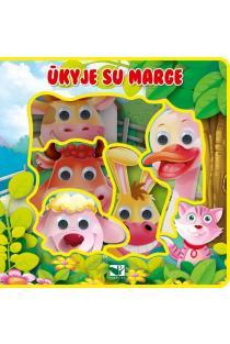 Ūkyje su Marge. Knyga su akimis |