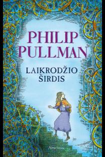 Laikrodžio širdis | Philip Pullman