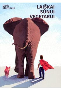 Laiškai sūnui vegetarui | Dario Martinelli