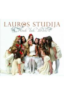 Tuk tuk, širdele (CD) | Lauros Studija