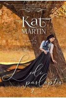 Ledi paslaptis (Perlų paslaptis, 3 knyga) | Kat Martin