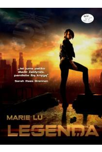 Legenda | Marie Lu