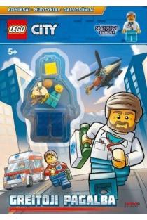 LEGO® City. Greitoji pagalba |