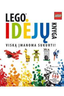 LEGO idėjų knyga | Daniel Lipkowitz