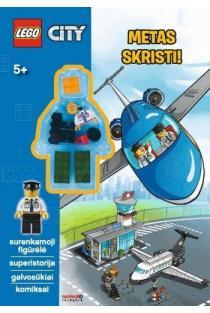 LEGO® City. Metas skristi! |