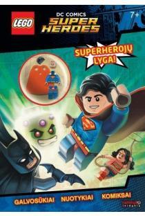 LEGO® DC Comics. Superherojų lyga! |
