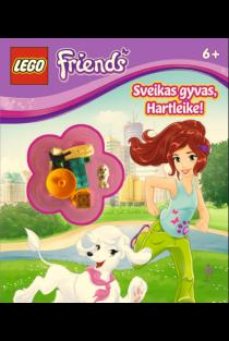 LEGO® Friends. Sveikas gyvas, Hartleike! |