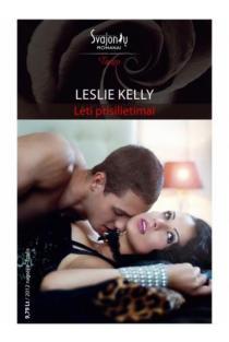 Lėti prisilietimai (Tango) | Leslie Kelly