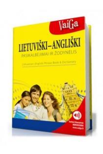 Lietuviški-angliški pasikalbėjimai, gramatika ir žodynėlis |