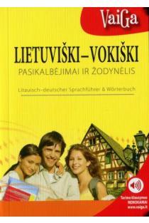 Lietuviški-vokiški pasikalbėjimai ir žodynėlis | Jaroslava Volcikova