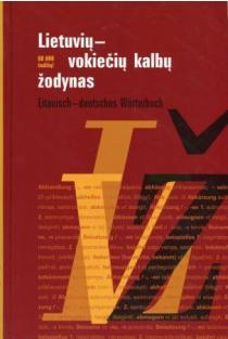Lietuvių-vokiečių kalbų žodynas | Vilija Mačienė