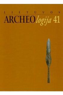 Lietuvos archeologija 41 |