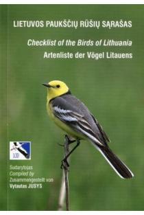 Lietuvos paukščių rūšių sąrašas | Vytautas Jusys