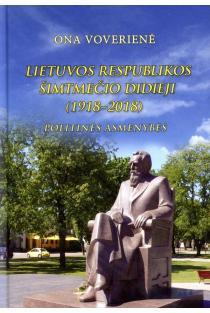 Lietuvos Respublikos šimtmečio didieji (1918-2018). Politinės asmenybės | Ona Voverienė
