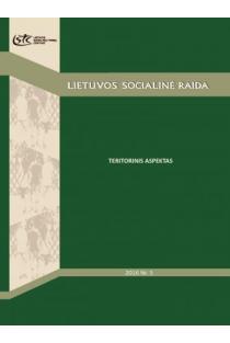 Teritorinis aspektas. Lietuvos socialinė raida Nr. 5 | Sud. Donatas Burneika, Meilutė Taljūnaitė