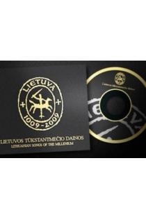 Lietuvos tūkstantmečio dainos/ Lithuanian songs of the millennium (CD) |