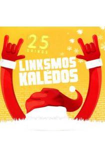 Linksmos Kalėdos. 25 dainos (CD) |