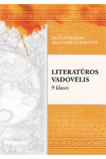 Literatūros vadovėlis 9 klasei | Jolita Levickienė, Milda Pošiūtė-Žebelienė