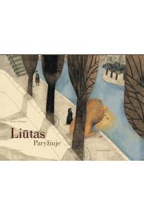 Liūtas Paryžiuje | Beatrice Alemagna