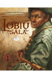 Lobių sala | Robert Louis Stevenson