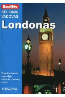 Londonas: kelionių vadovas |