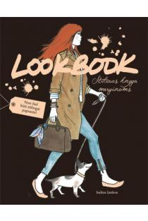 Lookbook. Stiliaus knyga merginoms | Maud Gabrielson, Alix de Moussac