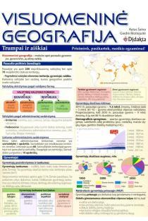 Visuomeninė geografija. Trumpai ir aiškiai (Prisimink, pasikartok, ruoškis egzaminui) | Rytas Šalna, Giedrė Motiejuitė