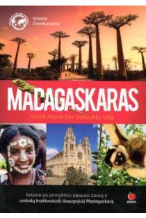 Madagaskaras. Mora mora per stebuklų salą | Violeta Domkuvienė
