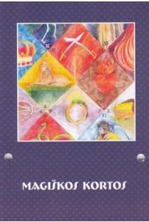 Magiškos kortos. Smetoniški burtai iš močiutės kišenės (su knygele) | Aušra Mačiulytė