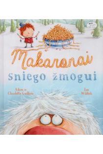 Makaronai sniego žmogui | Adam & Charlotte Guillain
