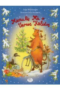 Mamulės Mū ir Varnos Kalėdos | Jujja Wieslander, Sven Nordqvist